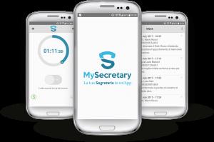 mysecretary app segreteria in cloud